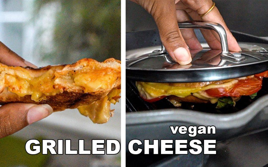 THE ULTIMATE Vegan Toasted Sandwiches ~ Rachel Ama
