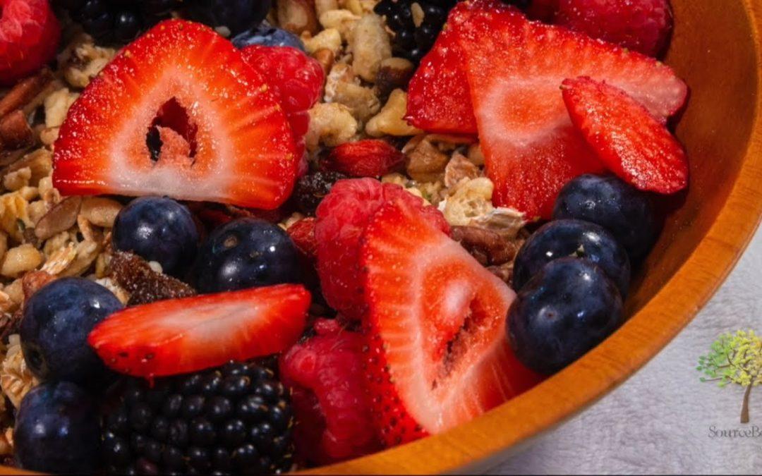 Homemade Vegan Cereal ~ SourceBody360