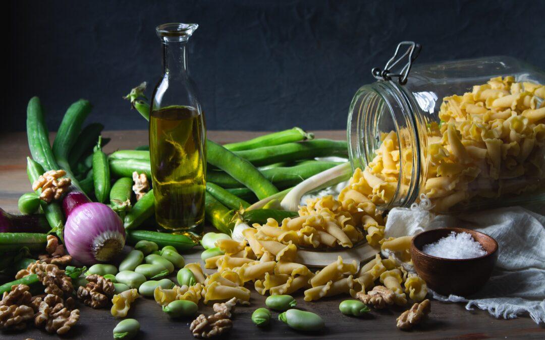 Vegan Cooking Food