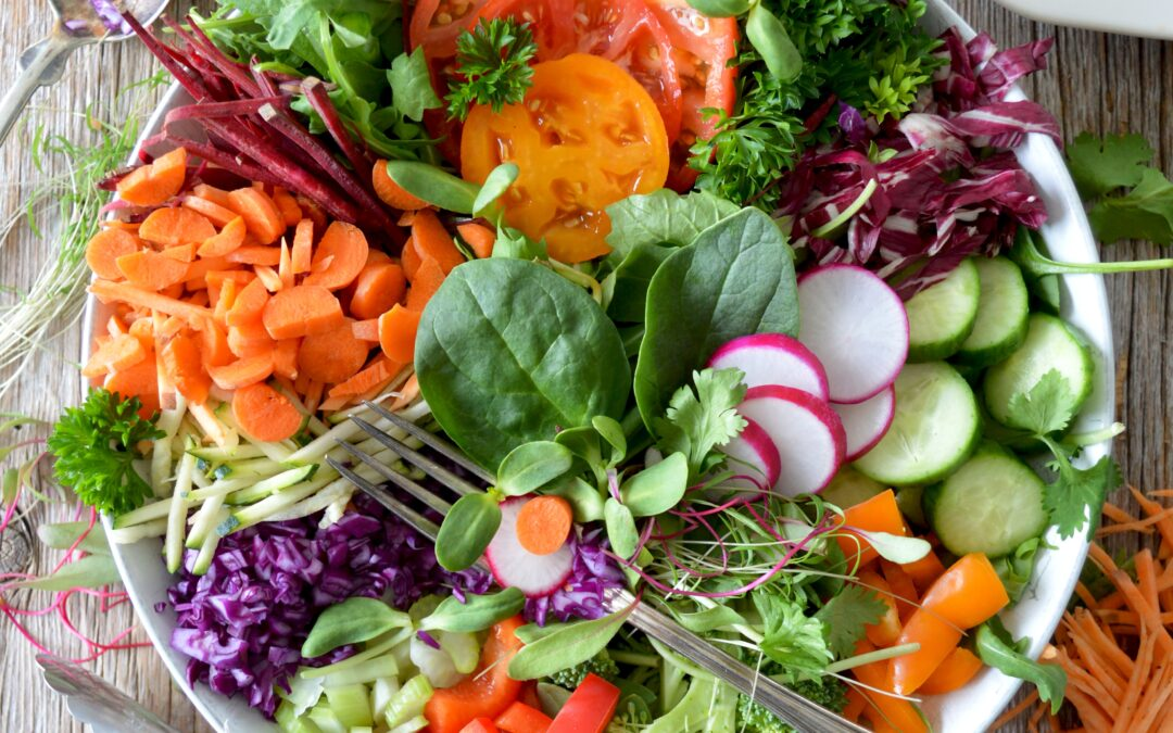 Vegan Plant Based Food