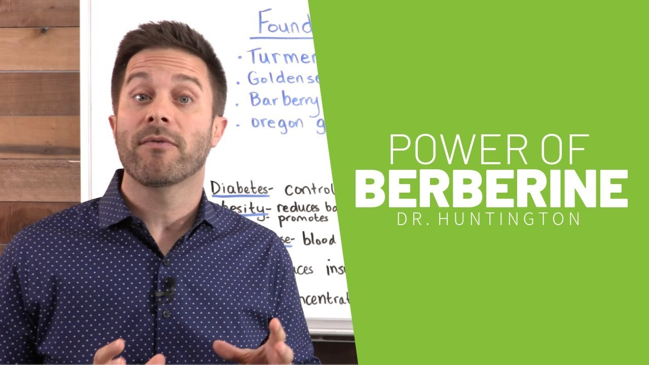 Power of Berberine